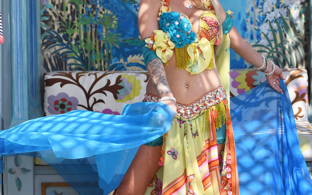 Out Loud: Belly Dance Challenge Week 1