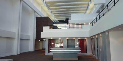 peinture et moquette immeuble de bureaux - CHEVREUSE 78