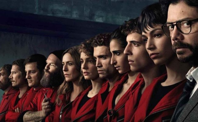 Money Heist To Be Back On Netflix With Season 4 Release