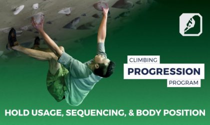 Technique Hold Usage Sequencing Body Position An Introduction To Climbing