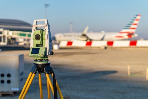 colorado land surveyor airport land survey