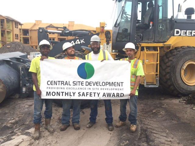 June Safety Award