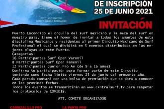 Circuito Mexicano de Surf Profesional A.C.