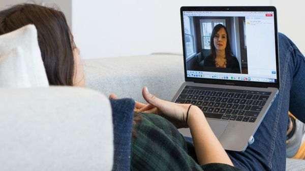Experimentando uma primeira consulta com um psicólogo online