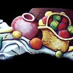 Cezanne Mural