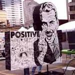 Positive/Negative Mural