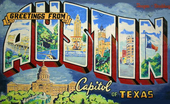 Austin postcard mural central texas murals by rory skagen this m4hsunfo