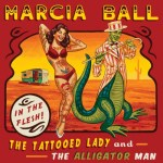 Marcia Ball CD Cover