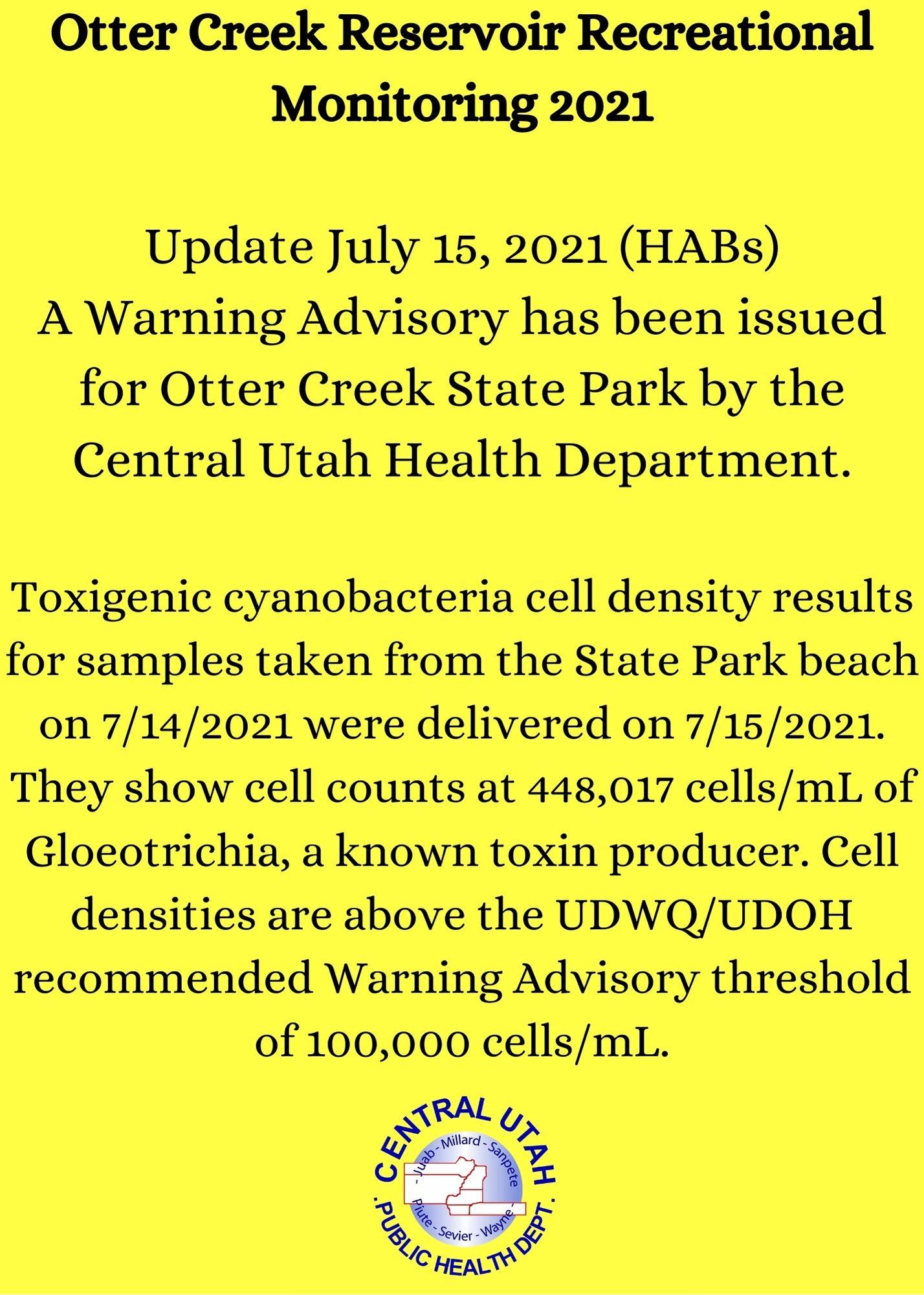Otter Creek Update