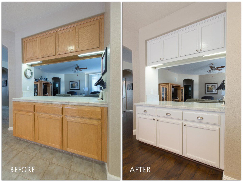 Kitchen Remodel Manteca Primavera Avenue Complete