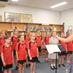 U3A Festival Choir Performance