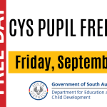 Pupil Free Day – Sep 11