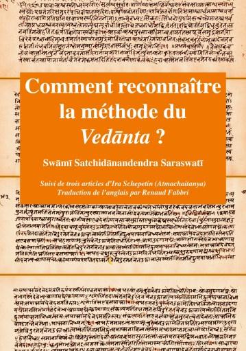Méthode du Vedânta