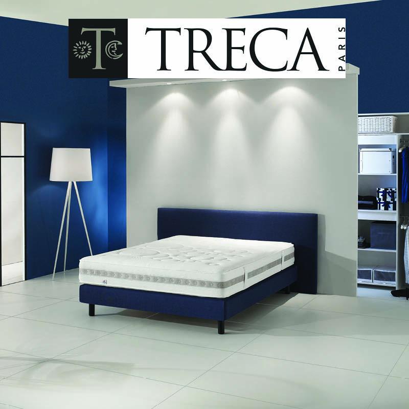 matelas treca 160 x 200 matelas literie. Black Bedroom Furniture Sets. Home Design Ideas