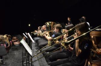 Orchestre à l'ECOLE LIVRON/LORIOL