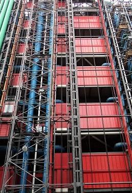 III Larchitecture du Centre Pompidou