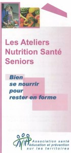 Ateliers Nutrition