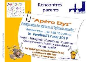 Apero Dys 17 mai 2019