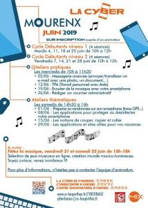 La Cyber Juin 2019 Mourenx