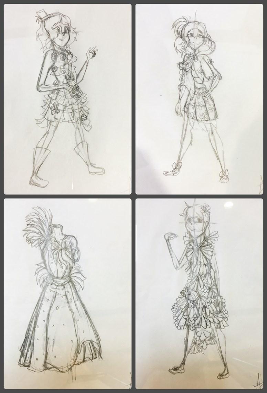 Les dessins d'Armelle