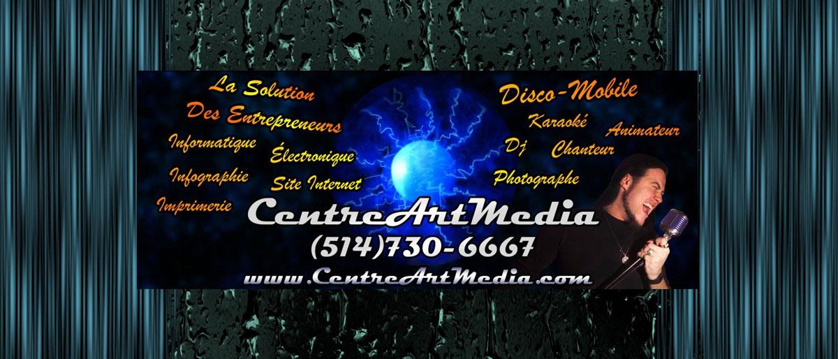 Permalink to: Laisser Centre Art Media vous lancer en affaires!