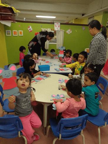 Jardin d'enfants 1