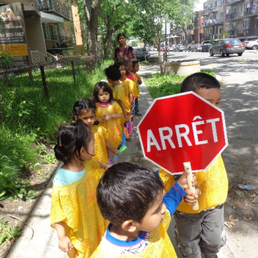Jardin d'enfants 5