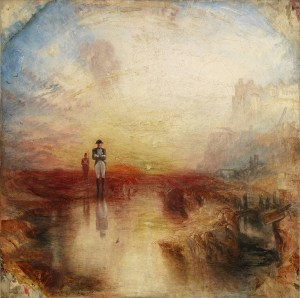 War: The Exile and the Rock Limpet exhibited 1842 by Joseph Mallord William Turner 1775-1851