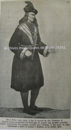 Pierre Landais (1430-1485)
