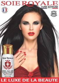 FLYER BRUNE ROBE ROUGE A5