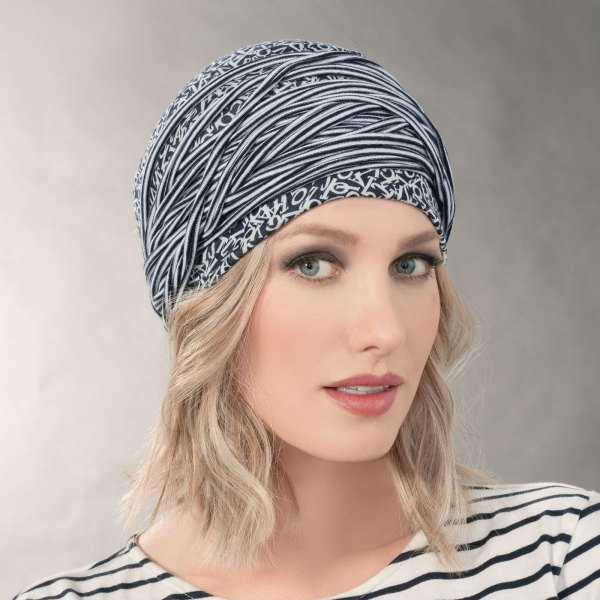 Bands - Bandeau chimio de la collection Ellen's Headwear.