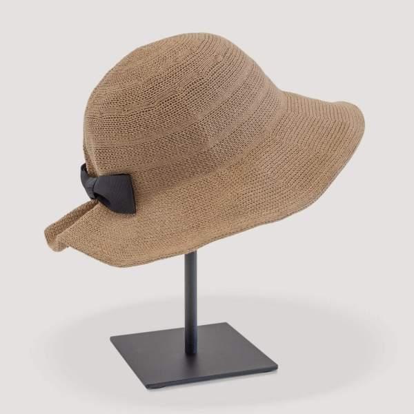 Capana - Chapeau Chimio Joceli de la collection Ellen's Headwear. Vu deux