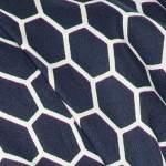 Honeycomb blue