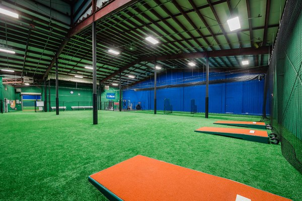 Facility - Centrefield Sports Indoor Complex