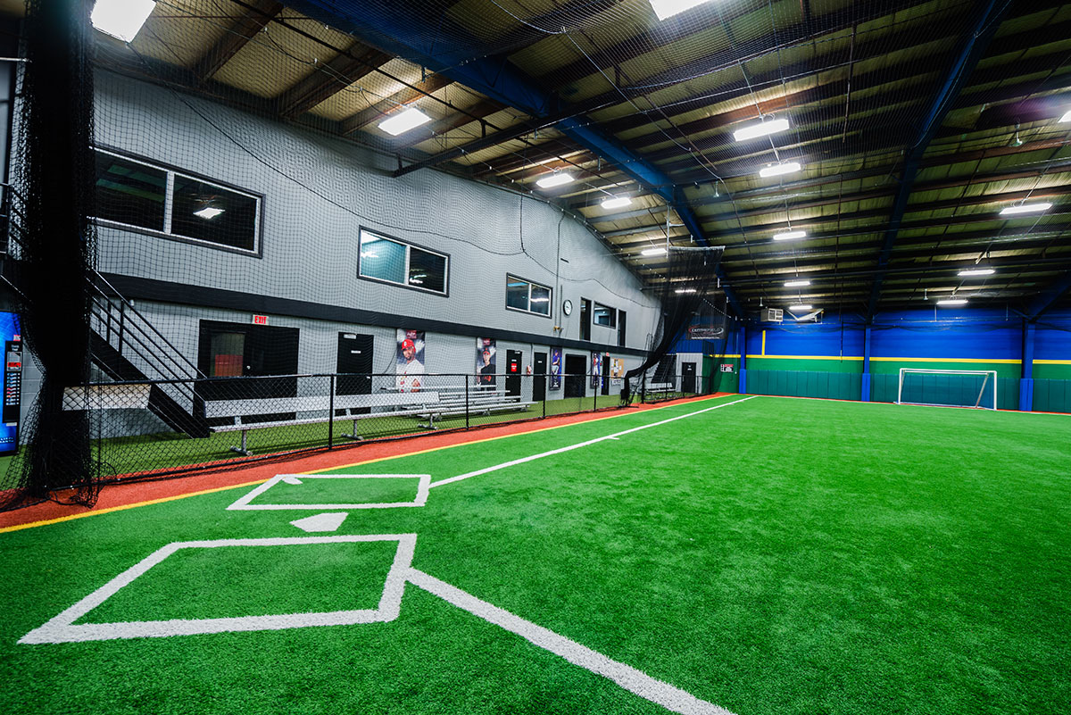 Tour  Centrefield Sports Indoor Sports Complex