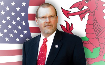 The future of the Welsh-American relationship is bright