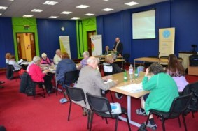 DW15 Disability Fife AGM