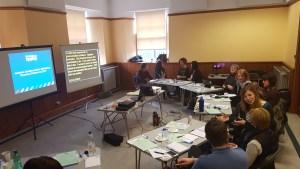 inclusive communications workshop held on 23 Feb 2017