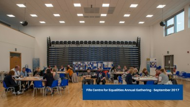 Fife Centre for Equalities Annual Gathering 2017