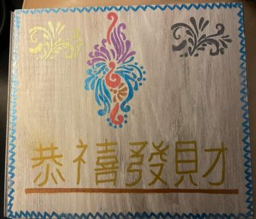 Kelly Hussain - Chinese Stensils + metallic Painting - Back - Copy