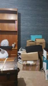 Danielle Dryburgh - New House move