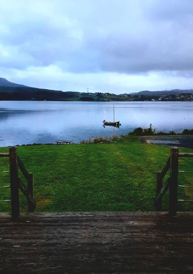 Hajra Khan - Isle of Skye Sunset