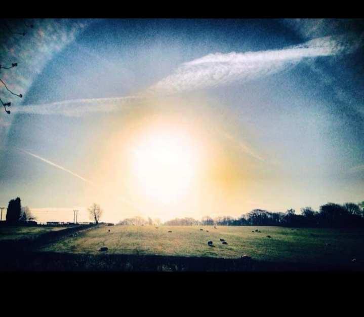 Sharmili Lama - Sunrise Image