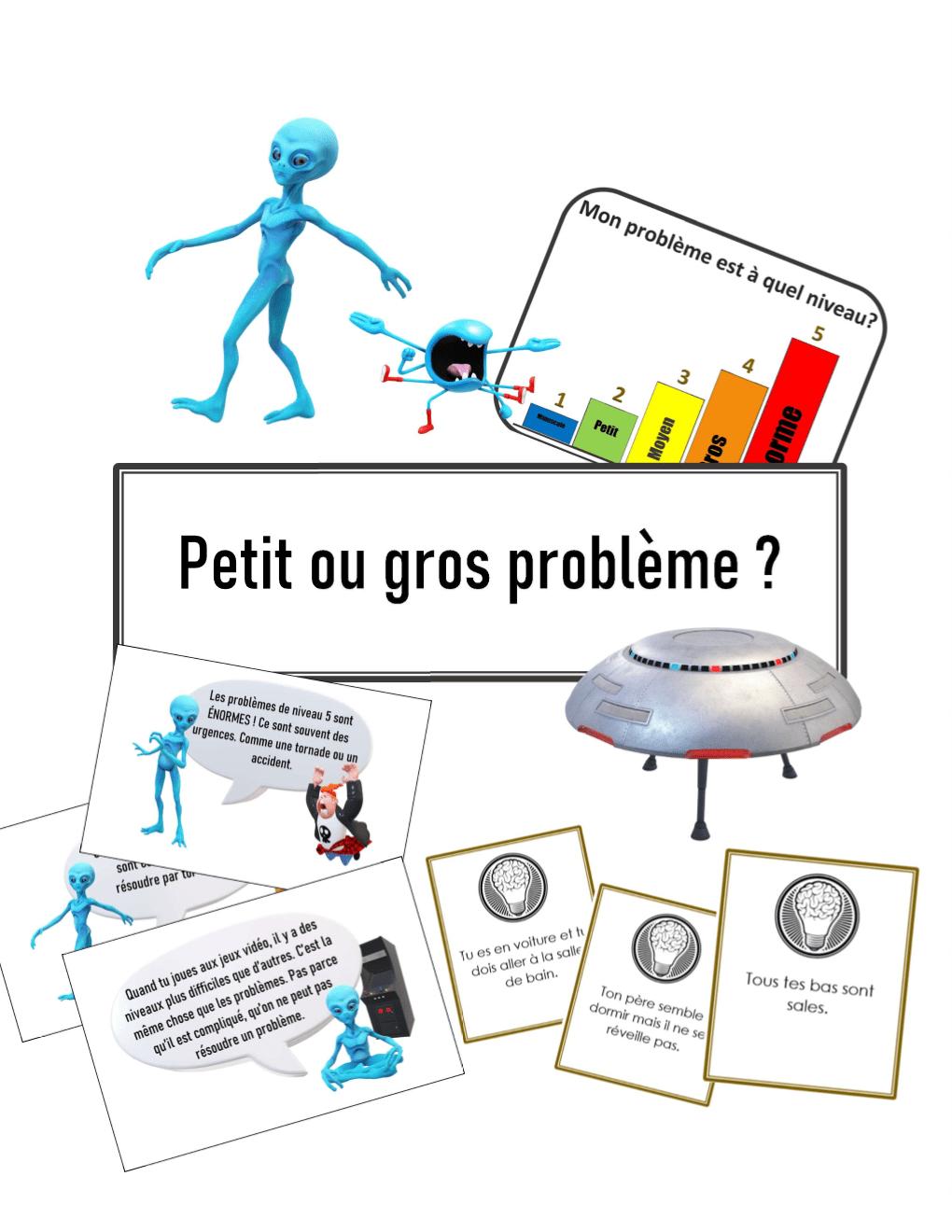Petit Problème... : petit, problème..., Petit, Problème, Hapax
