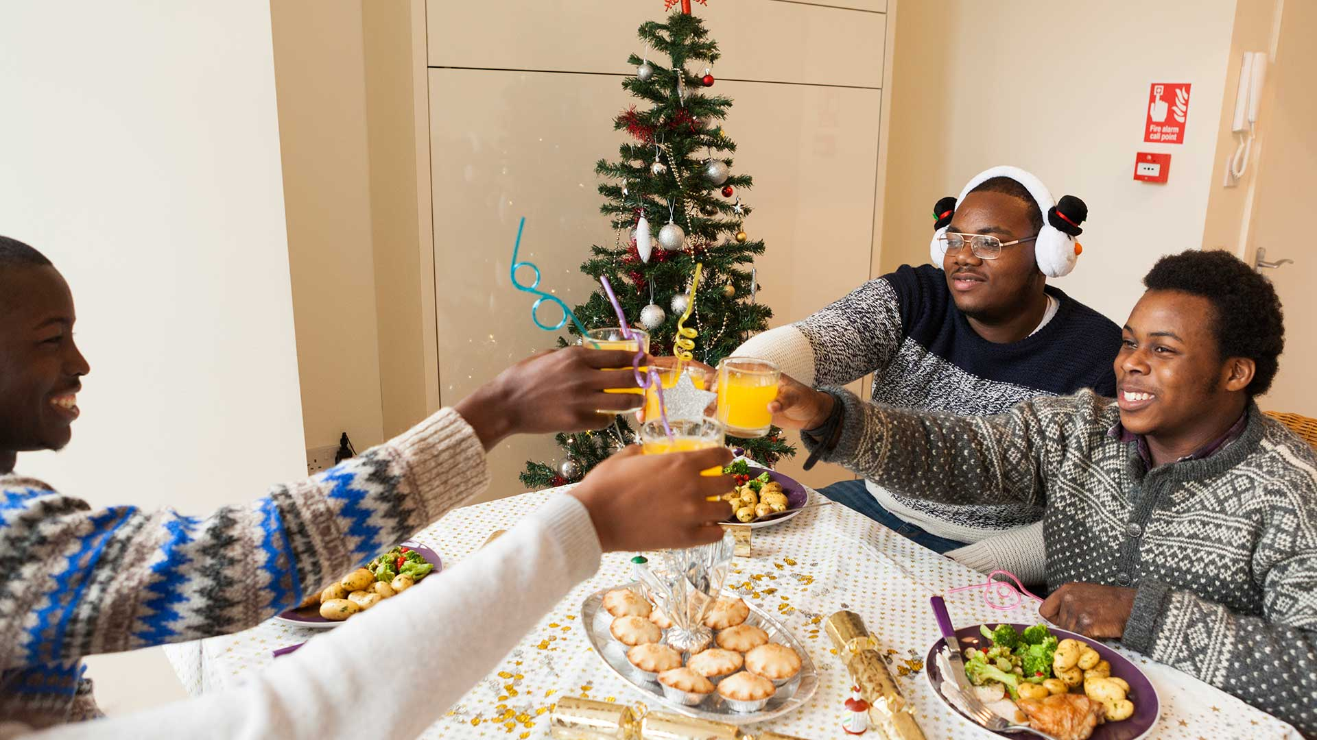 where can i donate my old sofa outdoor more than a christmas dinner | centrepoint