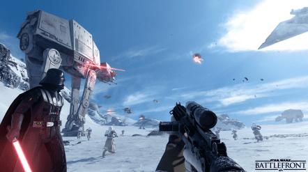 Jeux vidéo, jeux vidéo, Star Wars : Battlefront