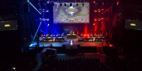 E-sport, ROG School, Hadrien NOCI, Thud,Asus Republic of Gamer, Intel