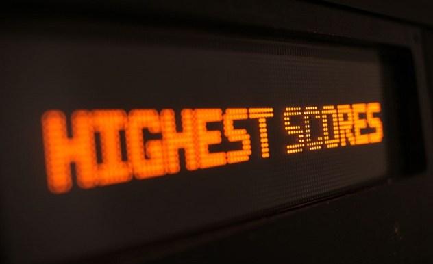 Highest Score display