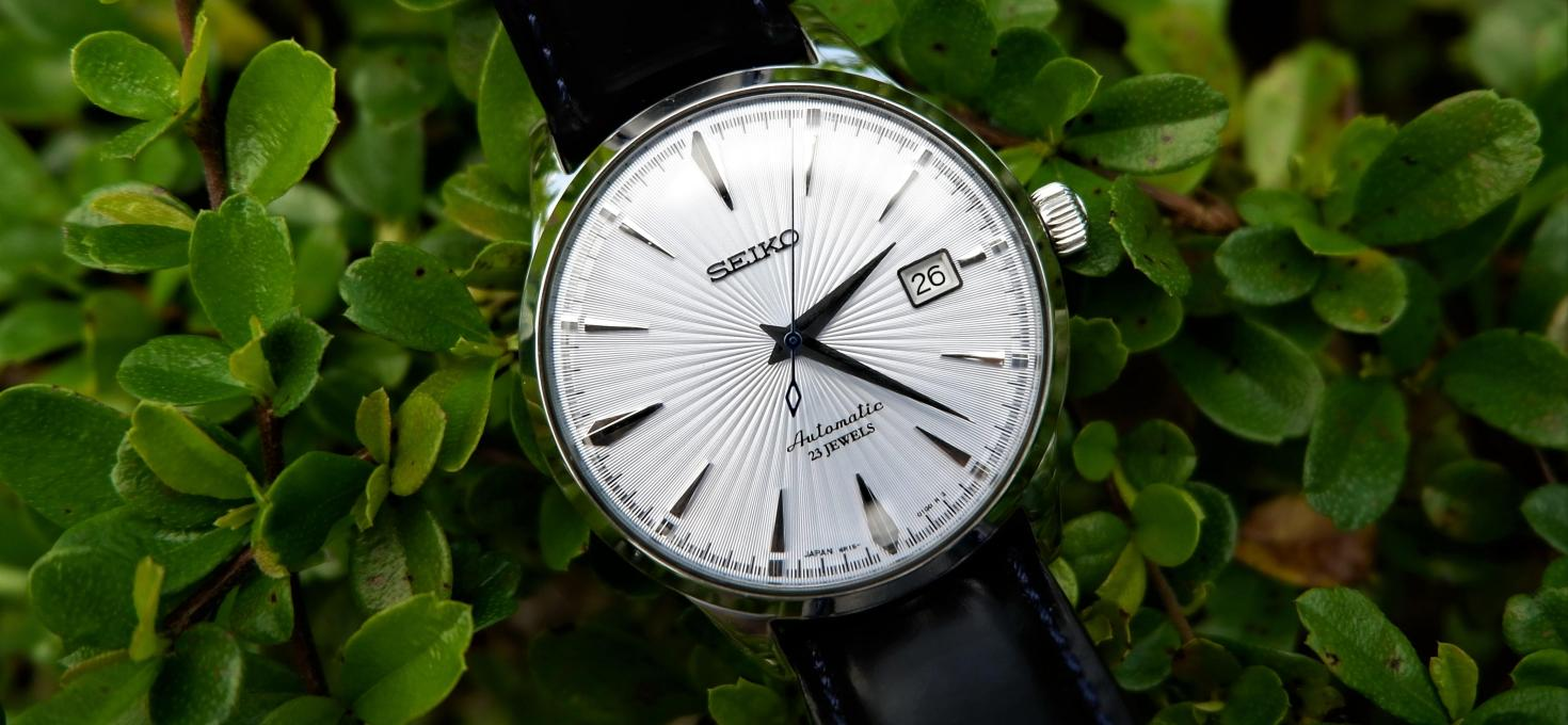 REVIEW: Seiko SARB065 Cocktail Time – Centre Seconds