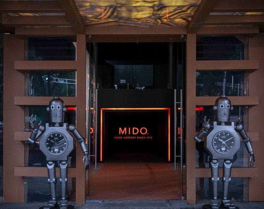 Mido hosts centennial celebrations in Taiwan and Mexico